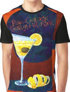 Pan-Galactic Gargle Blaster Graphic T-Shirt