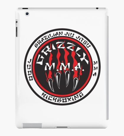 Grizzly MMA Selection iPad Case/Skin
