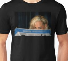 Blond Girl Unisex T-Shirt