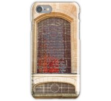 Eglise du Dome - Windows 2 © iPhone Case/Skin