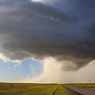 Rain Shaft by Cathy L. Gregg