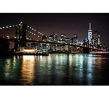 New York City Photographic Print