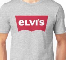 Elvi's  logo Unisex T-Shirt