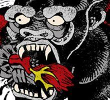 Conor Mcgregor Gorilla Tattoo Sticker