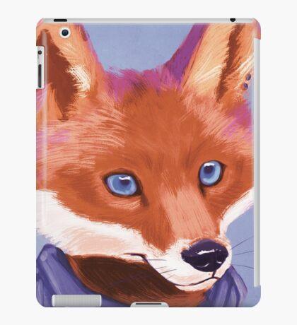 Nwar la renarde iPad Case/Skin