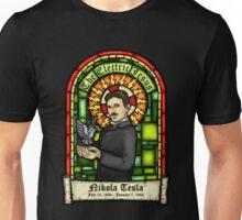 Tesla: The Electric Jesus Unisex T-Shirt