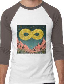 Mothership Dance Gavin Dance Men's Baseball ¾ T-Shirt