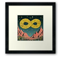 Mothership Dance Gavin Dance Framed Print