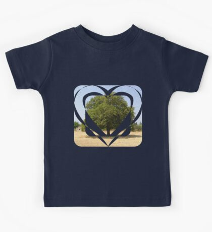 lonely tree Kids Tee
