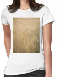 Common Wheat Womens Fitted T-Shirt