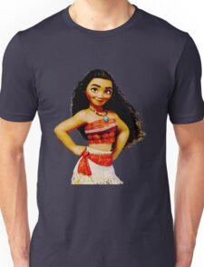 Vaiana, moana, maui Unisex T-Shirt