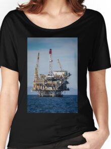 Oil Rig Women's Relaxed Fit T-Shirt