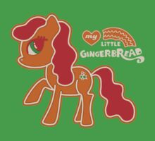 My Little Gingerbread Kids Tee