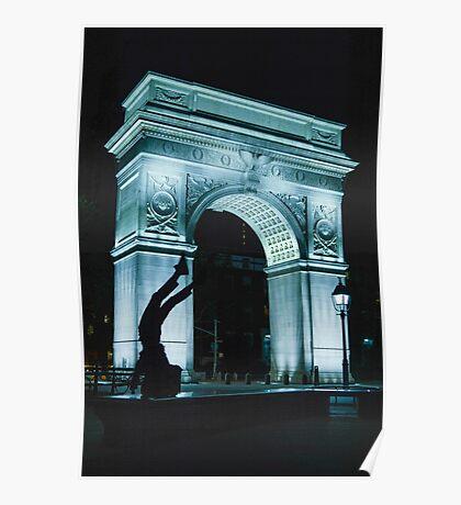 Washington Square Poster