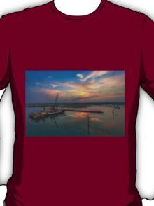 Lymington River Sunset T-Shirt