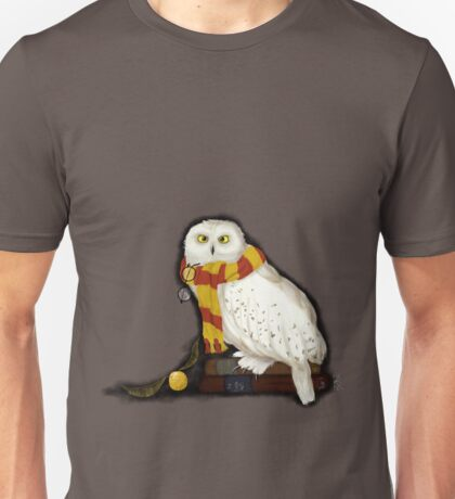 Hedwig the Owl Unisex T-Shirt