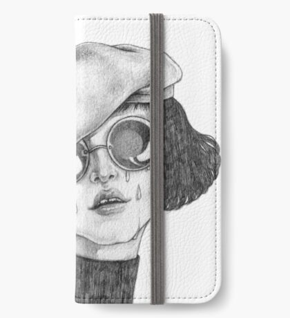 This is not Yoko Ono iPhone Wallet/Case/Skin