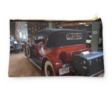 1929  Packard      Dual Cowl Phaeton  (Rear View) Studio Pouch
