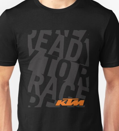 KTM Ready To Race II Unisex T-Shirt