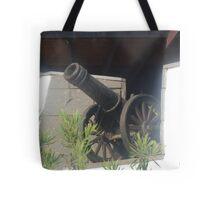 Cannon Tote Bag