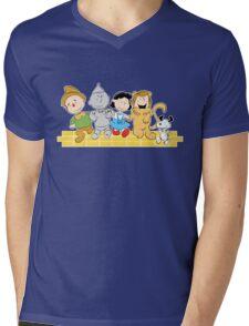 The Peanuts of Oz Mens V-Neck T-Shirt