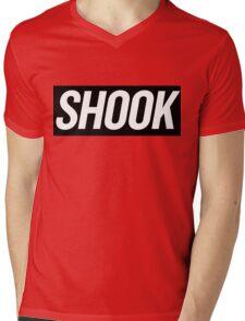 Shook 3 Mens V-Neck T-Shirt