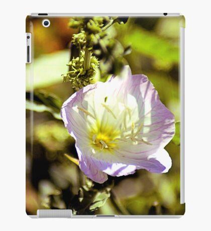 Pink Primrose iPad Case/Skin