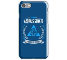 MTG: Azorius Senate  iPhone Case/Skin