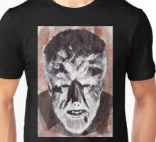 Wolf Man Unisex T-Shirt