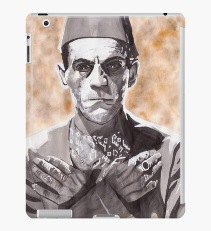 Imhotep (The Mummy) iPad Case/Skin