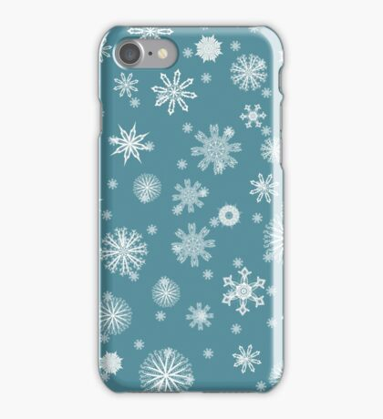 Snow! iPhone Case/Skin