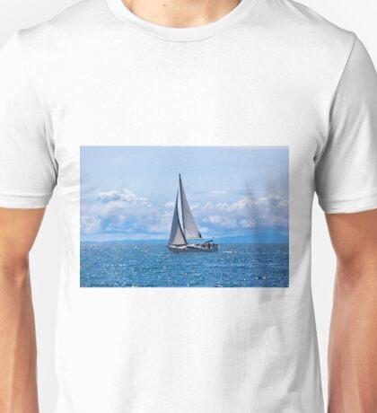 Recreational Yacht Unisex T-Shirt