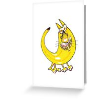 Let's go BANANAS! Greeting Card