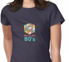 Oldies Serie Womens Fitted T-Shirt