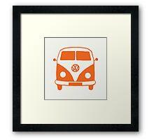 VW Framed Print