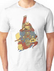 Avenging Samurai Pikachu Unisex T-Shirt