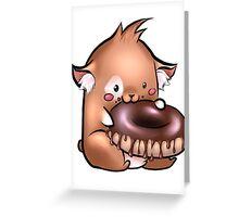 Bibou Greeting Card