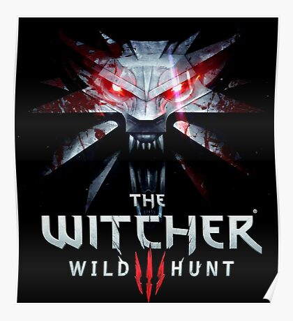 THE WITCHER WILD HUNT 3 JOWO 1 Poster