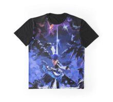Aqua's Hope - Kingdom Hearts Graphic T-Shirt
