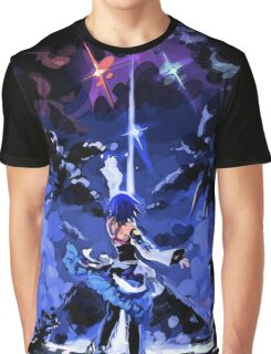 Aqua's Hope - Kingdom Hearts Graphic T-Shirt