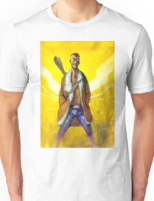 """Columbo """"We Know Who You Are"""" artwork - R Unisex T-Shirt"""