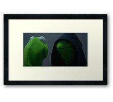Inner Kermit Framed Print