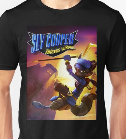 SLY COOPER JOWO 1 Unisex T-Shirt