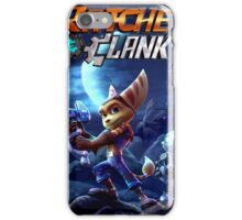 RATCHET CLANK JOWO iPhone Case/Skin