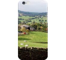 North Yorkshire Farms, UK iPhone Case/Skin