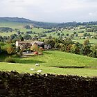 North Yorkshire Farms, UK by GeorgeOne
