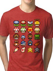 Powerups Tri-blend T-Shirt