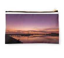 Hundested harbour  Studio Pouch
