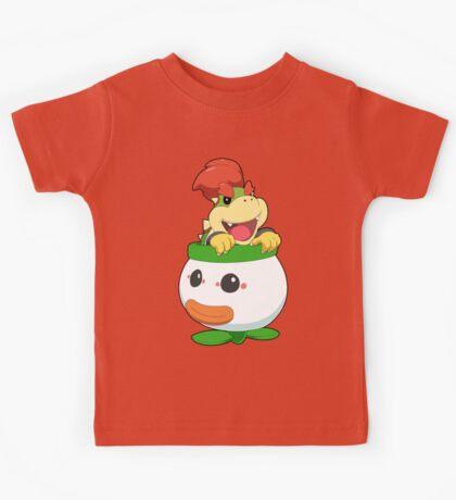 Super Smash Bros. Bowser Jr. Kids Tee