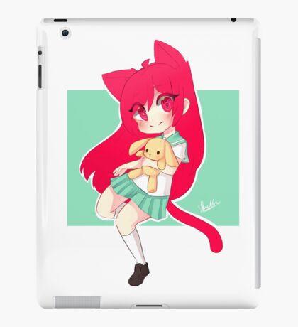 Chibi Neko iPad Case/Skin